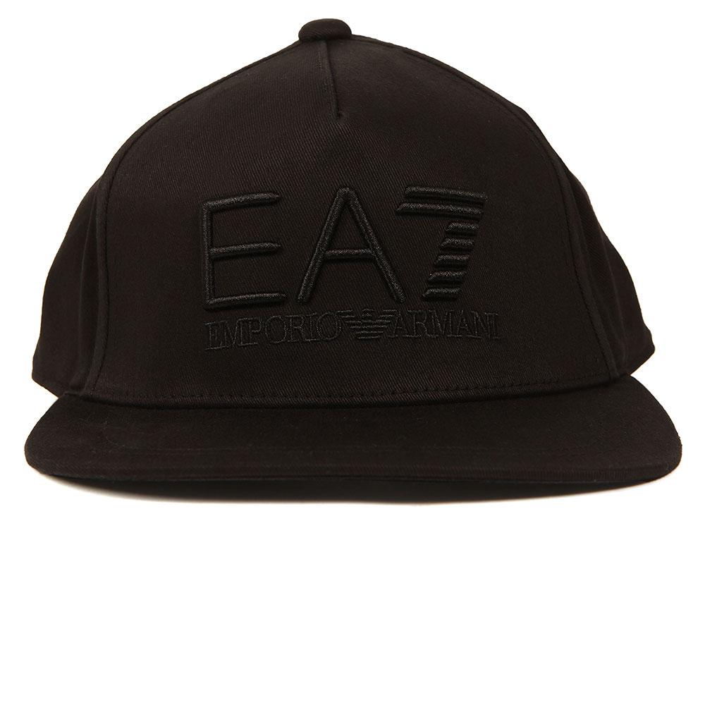 2c7d8423542 EA7 Emporio Armani Train Visibility Rapper Cap