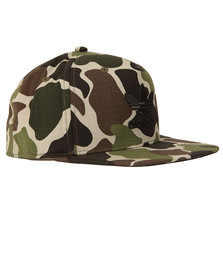 Adidas Originals Mens Multicoloured SNB Camo Cap