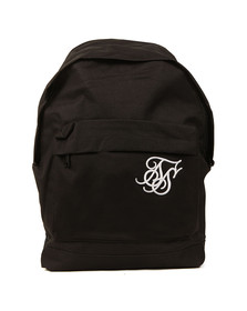 Sik Silk Mens Black Pouch Backpack