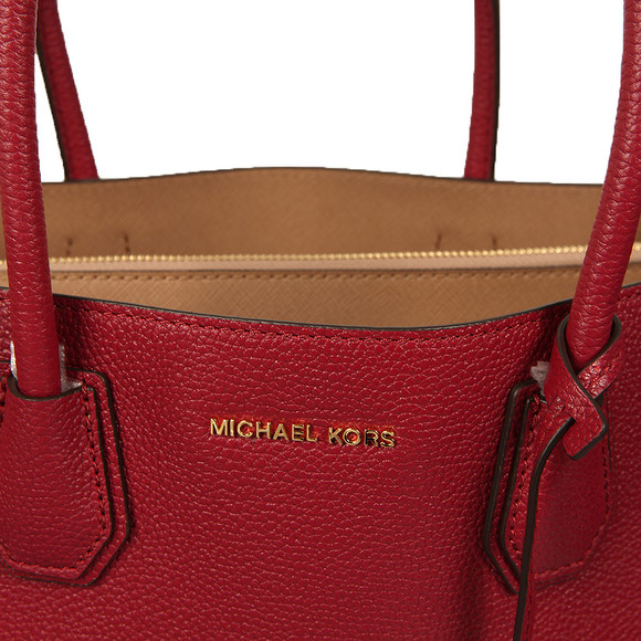 Michael Kors Womens Purple Mercer Large Tote main image