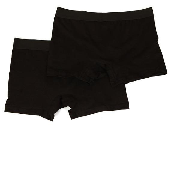 Gym king Mens Black 2 Pack Boxer Shorts main image