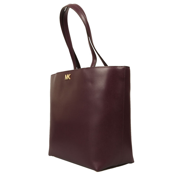 Michael Kors Womens Red Mott Mid Tote Bag main image