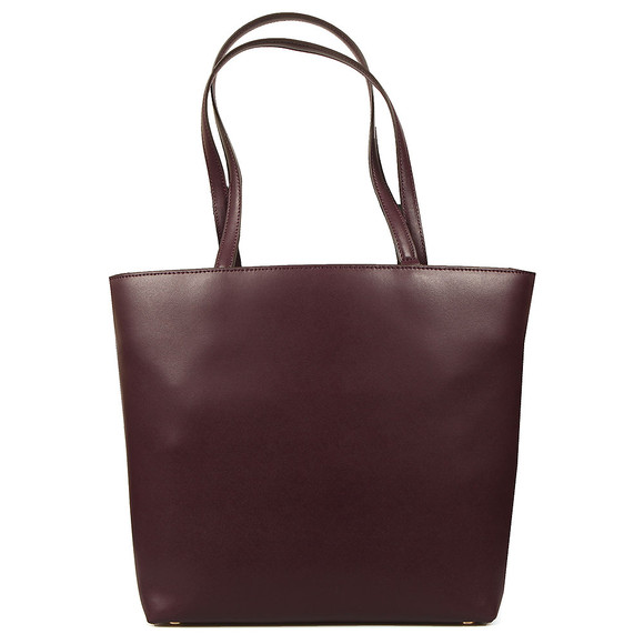 Michael Kors Womens Red Mott Mid Tote Bag main image