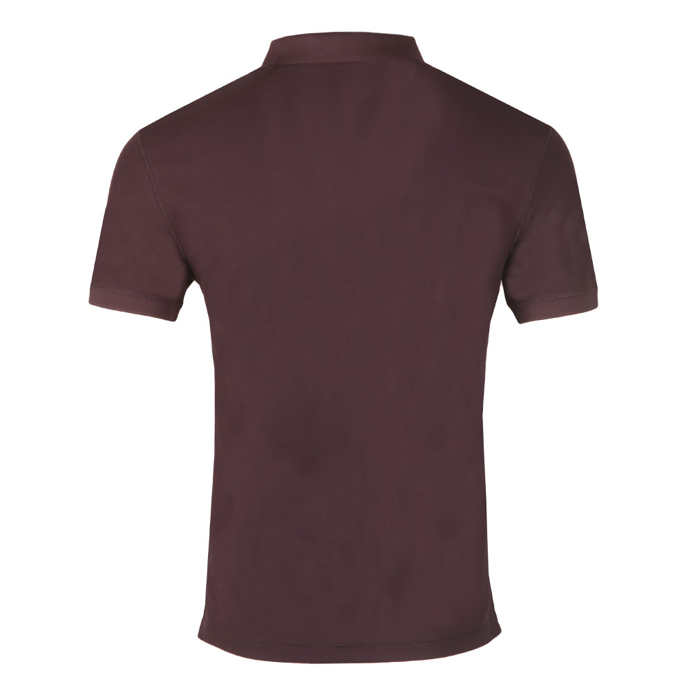 Troy Sharp Cotton Pique Polo main image