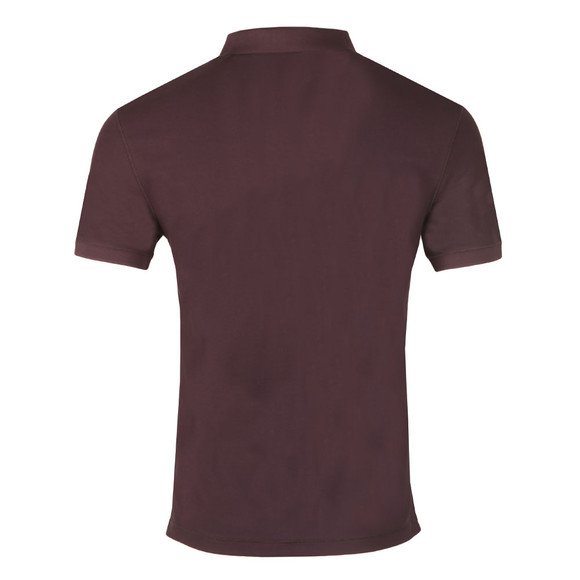 J.Lindeberg Mens Purple Troy Sharp Cotton Pique Polo main image