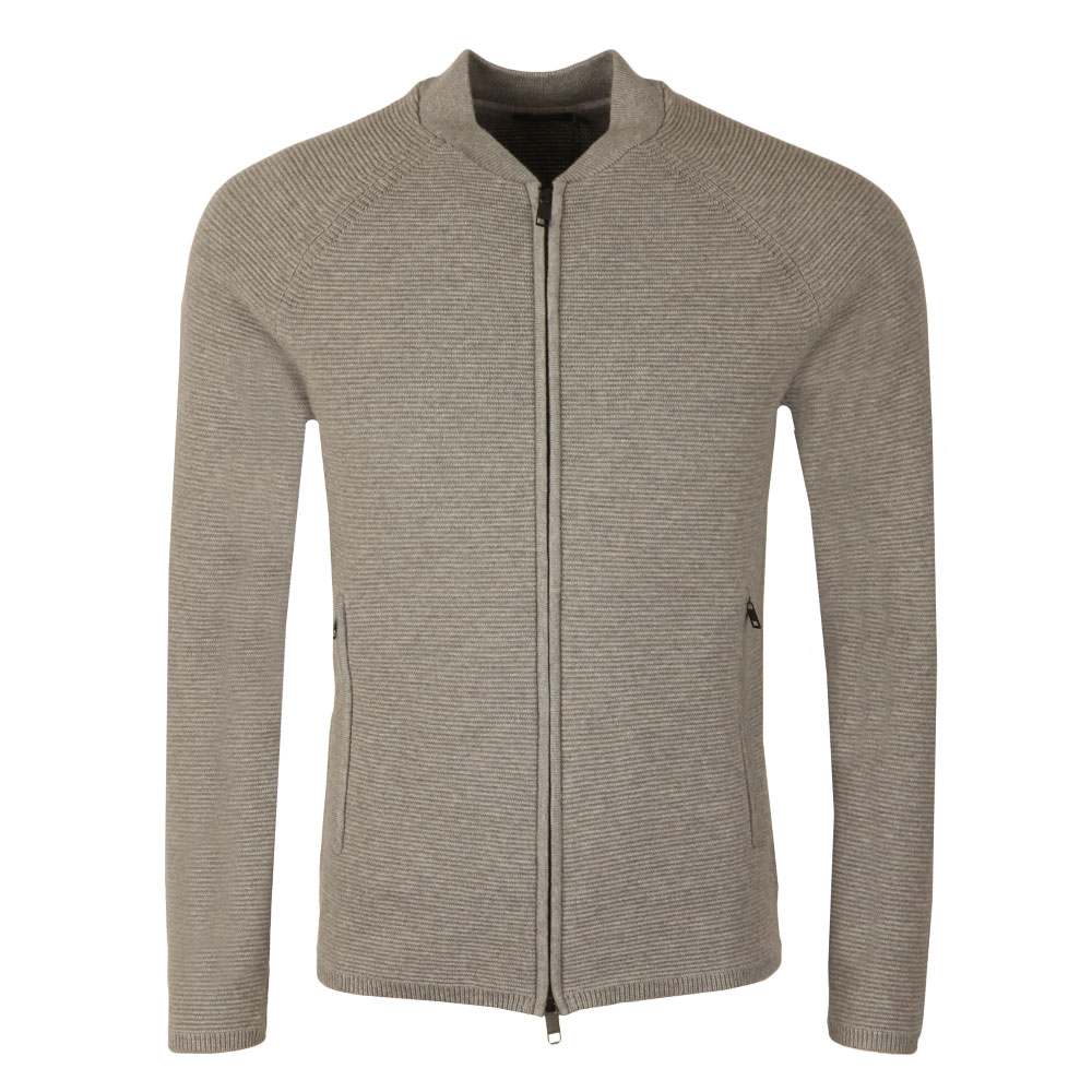 Trust Zip Compact Cotton Bomber main image