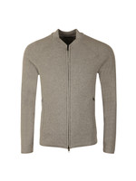 Trust Zip Compact Cotton Bomber