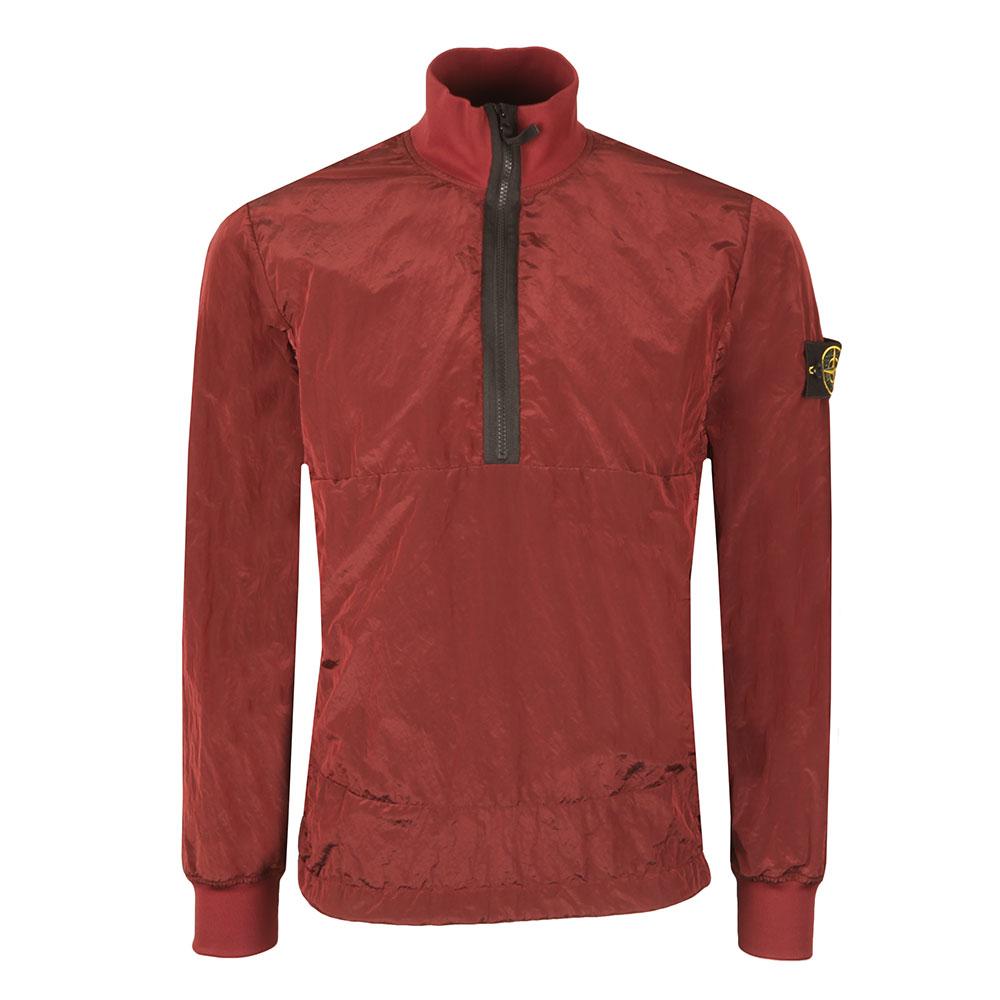 Nylon Metal Half Zip Jacket main image