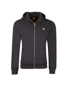Boss Orange Mens Blue Ztadium Zip Hoody