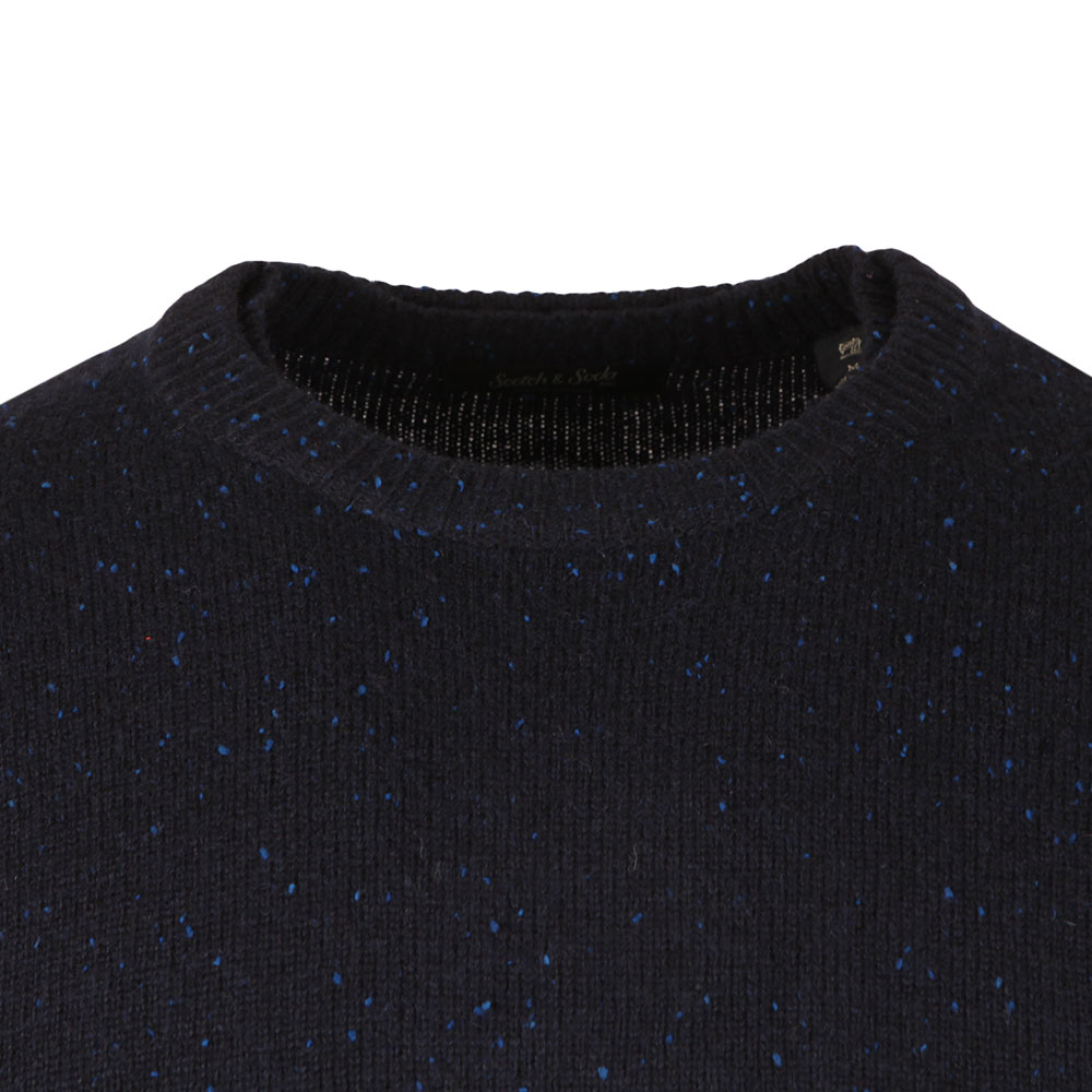 Jumper With Coloured Neps main image