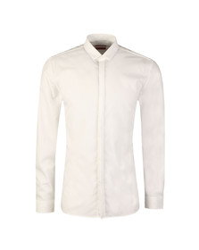 Hugo Mens White Ebros Shirt