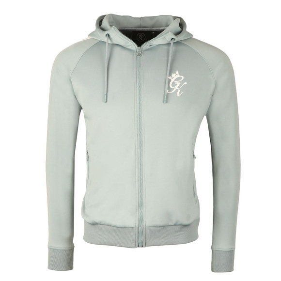 Gym King Mens Blue Poly Track Top main image