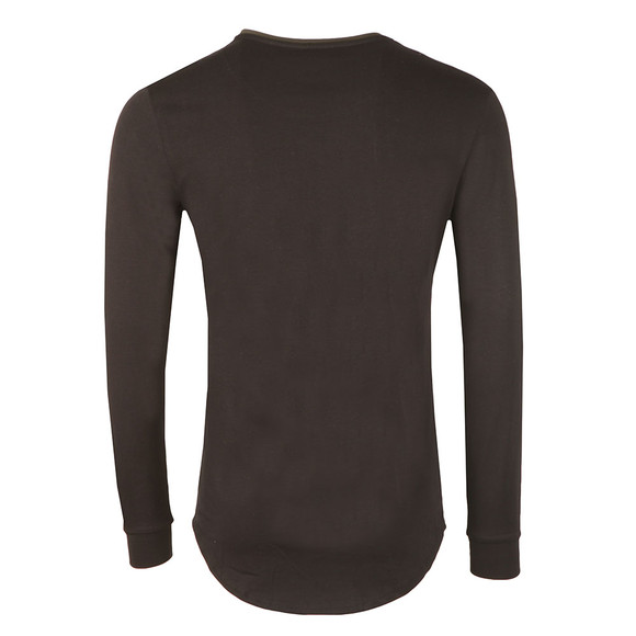 Sik Silk Mens Black Base Layer T Shirt main image