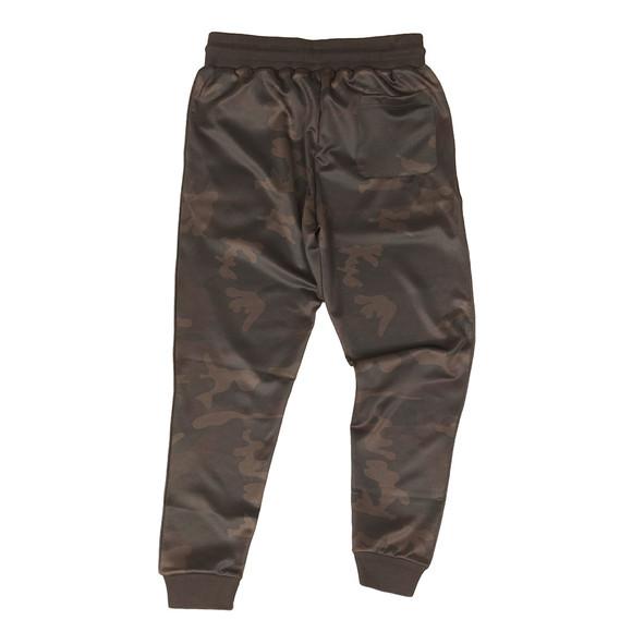 Sik Silk Mens Black Poly Tricot Cuff Pant main image
