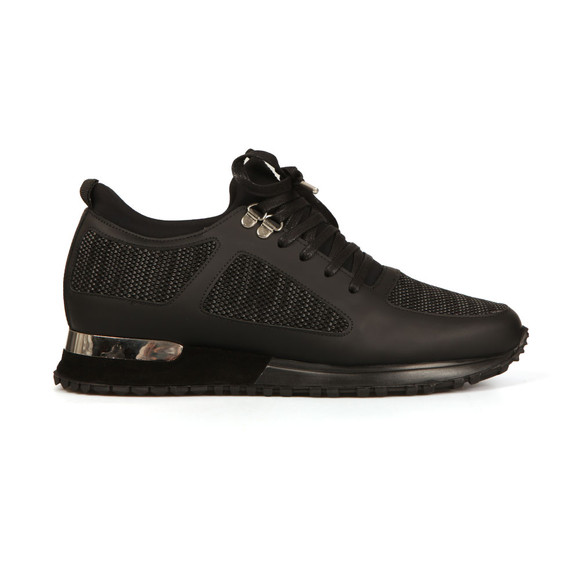 Mallet Mens Black Diver Knit Trainer main image
