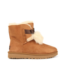 Ugg Womens Brown Gita Boot
