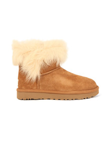 Ugg Womens Brown Milla Boot