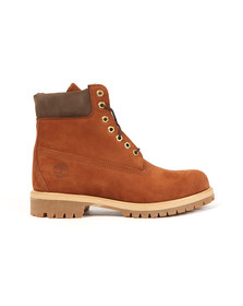 Timberland Mens Brown 6 In Prem Boot