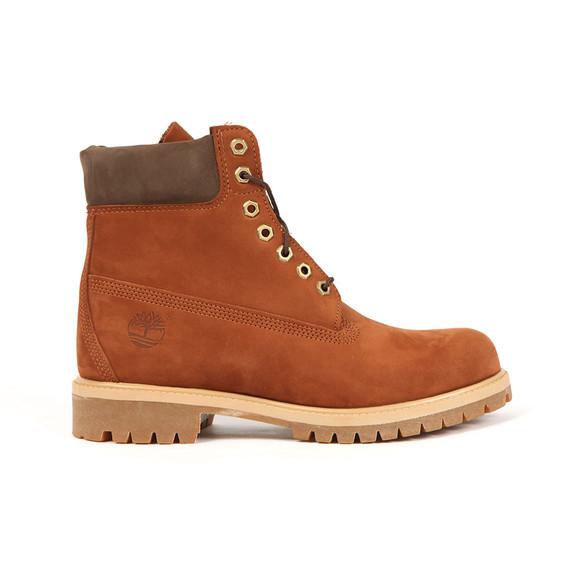 Timberland Mens Brown 6 In Prem Boot main image