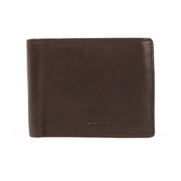 Gant Mens Black Leather Wallet main image