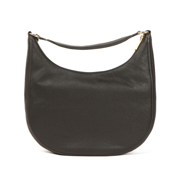 Michael Kors Womens Black Lydia Large Hobo Bag main image