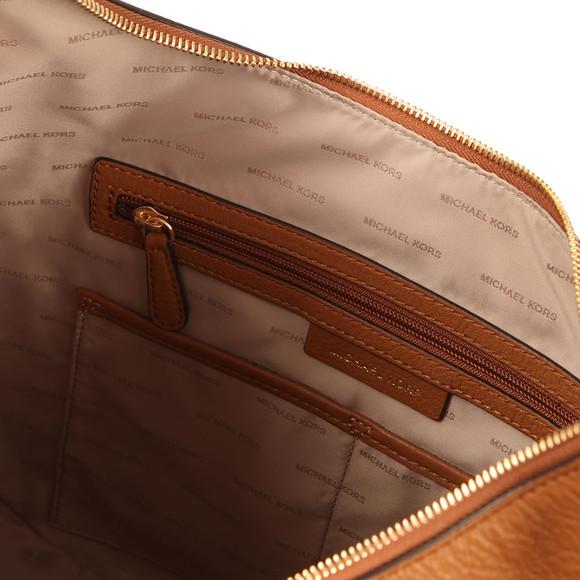 Michael Kors Womens Brown Lydia Large Hobo Bag main image