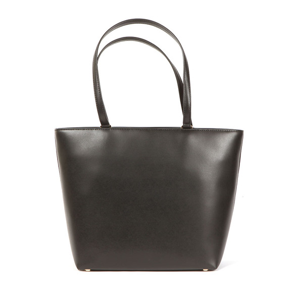 Michael Kors Womens Black Mott Mid Tote Bag main image