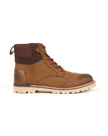 Toms Mens Brown Ashland Waterproof Boot