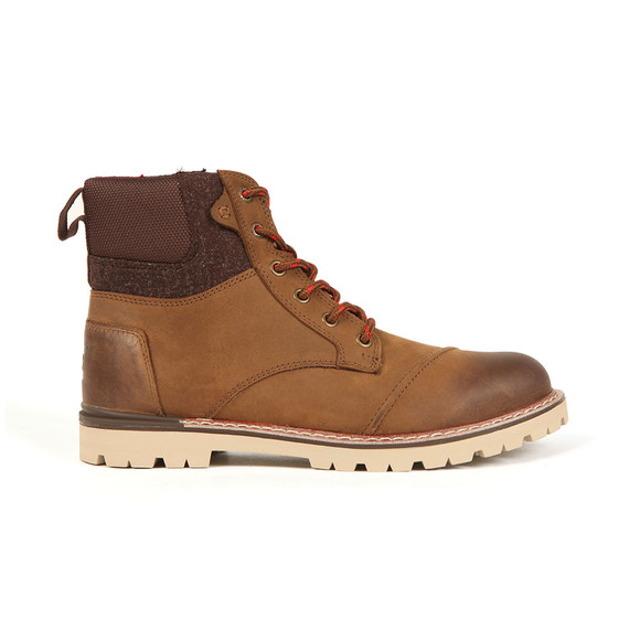 Toms Mens Brown Ashland Waterproof Boot main image