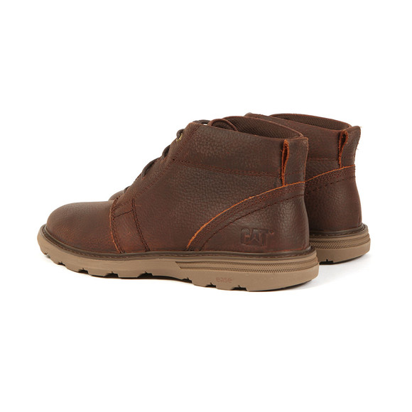 CAT Mens Brown Trey Boot main image