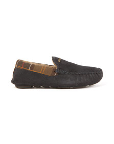 Barbour Lifestyle Mens Blue Monty Slipper