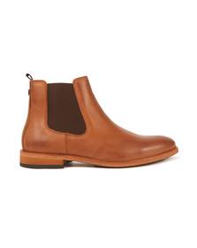 Barbour Lifestyle Mens Brown Bedlington Boot