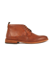 Barbour Lifestyle Mens Brown Benwell Boot