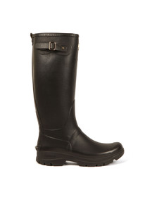 Barbour Countrywear Mens Black Griffon Wellington Boot