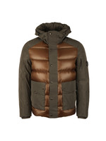 Direct Down Hooded Shell Jacket