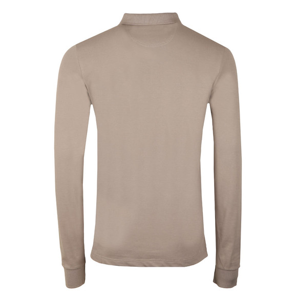 Henri Lloyd Mens Grey L/S Musburry Polo main image