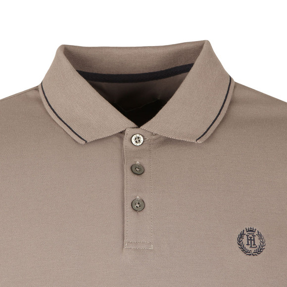 Henri Lloyd Mens Grey S/S Abington Polo main image