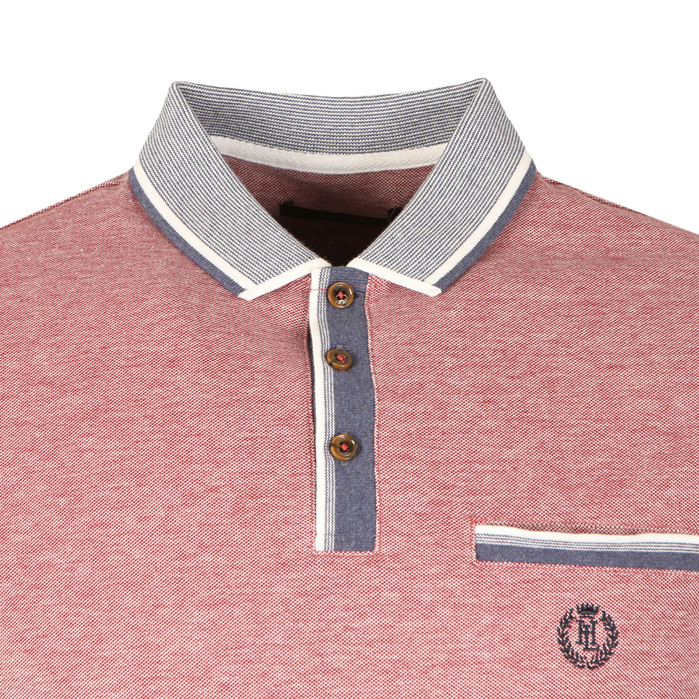 S/S Highland Oxford Polo main image