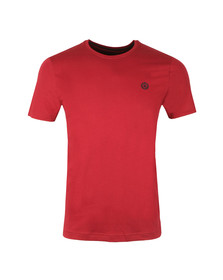 Henri Lloyd Mens Red Radar Regular Tee