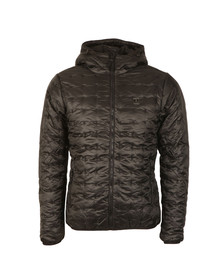 Luke Mens Black Paddie Spot Jacket