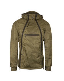 Luke Mens Green Turvey Jacket