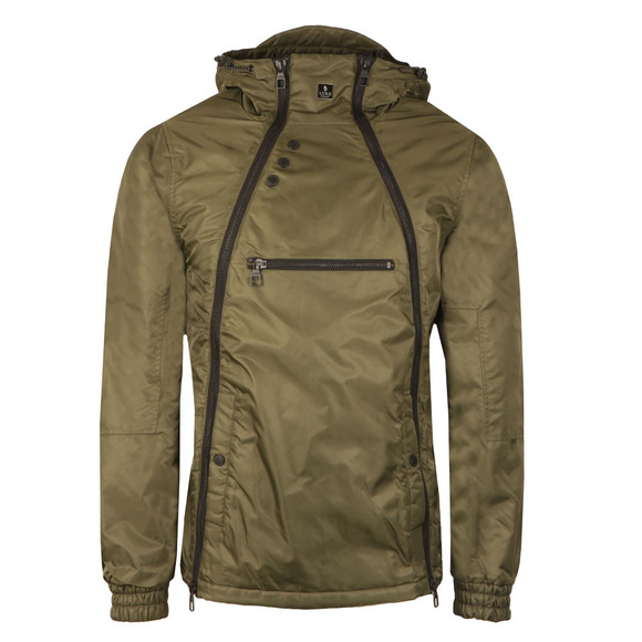 Luke Mens Green Turvey Jacket main image