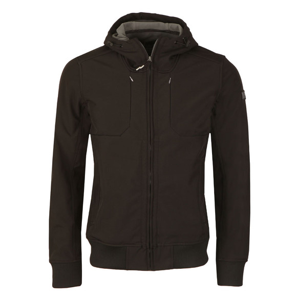 Weekend Offender Mens Black Irons Jacket main image