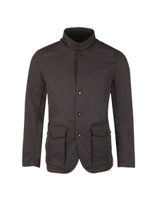 Hackett Mens Blue Painswick Blazer