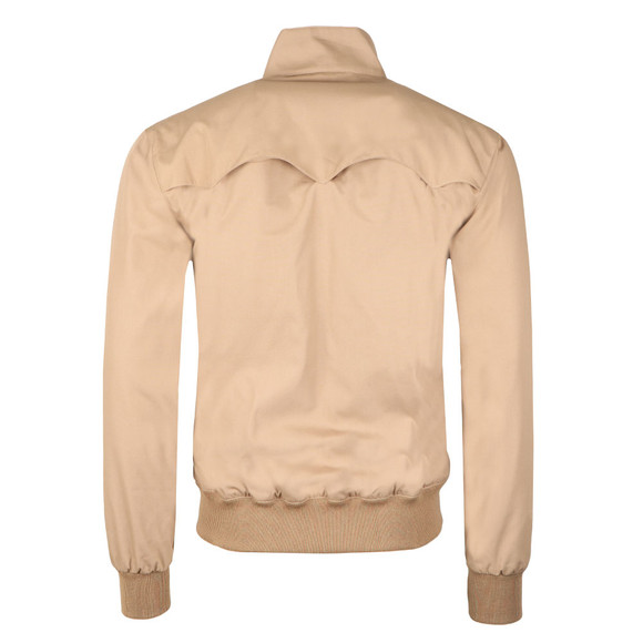 Fred Perry (Reissues) Mens Beige Harrington main image