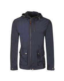 Pretty Green Mens Blue Maple Jacket