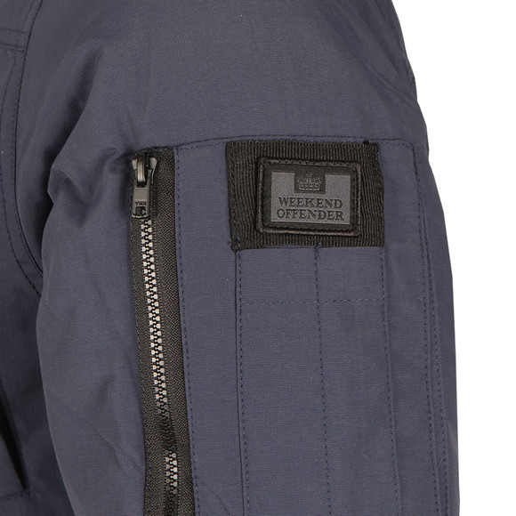 Weekend Offender Mens Blue Scope Jacket main image