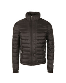 Superdry Mens Black SDX Fuji Zip Through Jacket