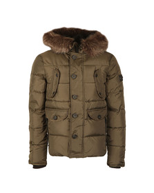 Superdry Mens Beige Chinook Jacket