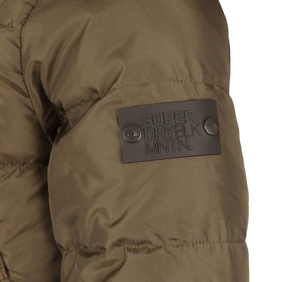 Superdry Mens Beige Chinook Jacket main image